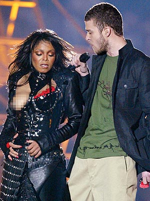wardrobe malfunction nipplegate super bowl halftime show timberlake jackson This Day In History   February 1st