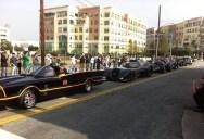 Picture of the Day: A Batmobile Bonanza!
