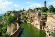 Picture of the Day: Chittorgarh, The Largest Fort In India