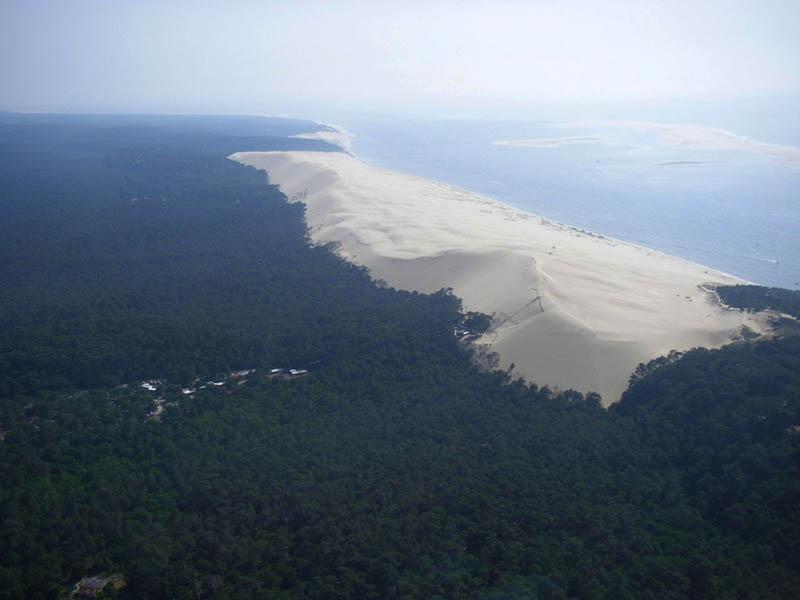 dune of pilat The Tallest Sand Dune in Europe