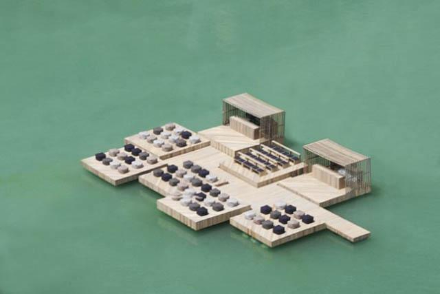 floating cinema movie theatre thailand archipelago 1 Amazing Floating Cinema in Thailand