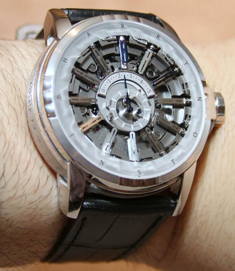 harry winston opus 12 emmanuel bouchet 1 A Most Complex Timepiece