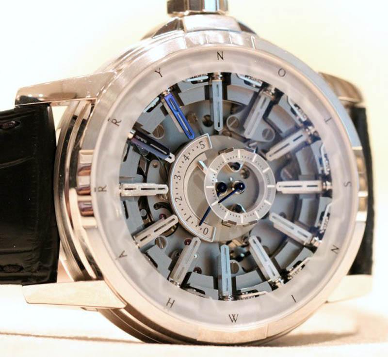 harry winston opus 12 emmanuel bouchet 2 A Most Complex Timepiece