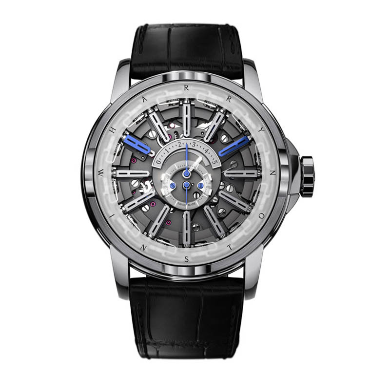 harry winston opus 12 emmanuel bouchet 3 A Most Complex Timepiece
