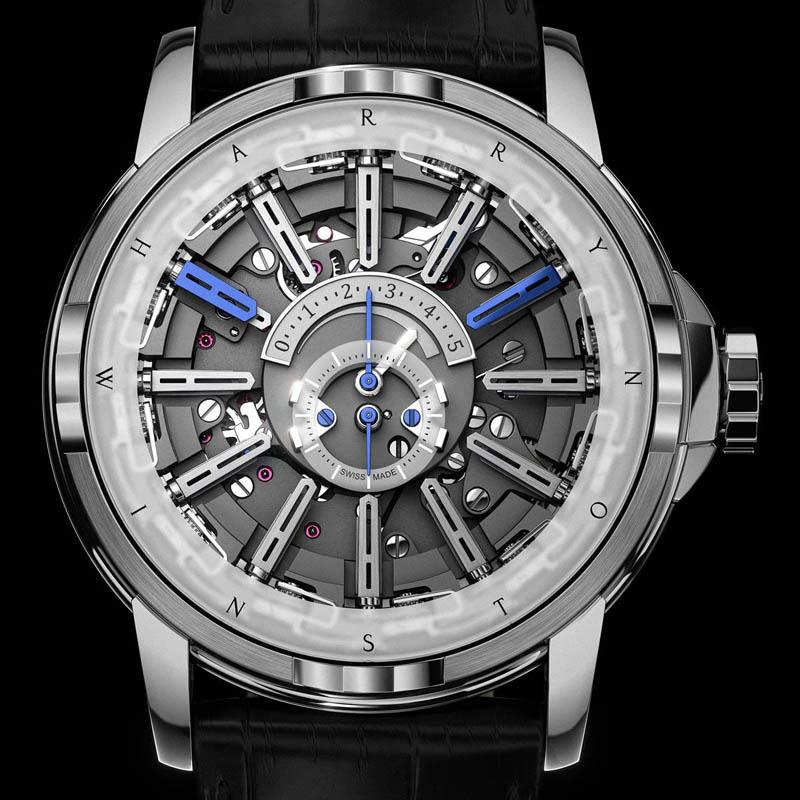 harry winston opus 12 emmanuel bouchet 4 A Most Complex Timepiece