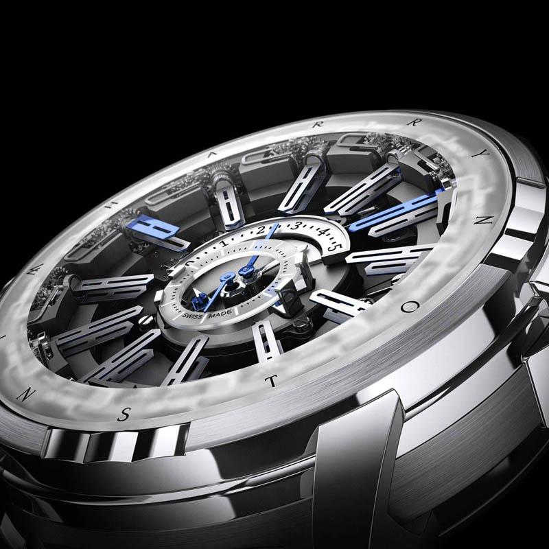 harry winston opus 12 emmanuel bouchet 5 A Most Complex Timepiece
