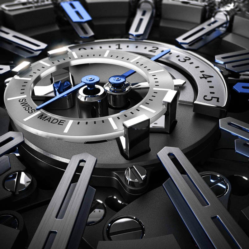 harry winston opus 12 emmanuel bouchet 6 A Most Complex Timepiece