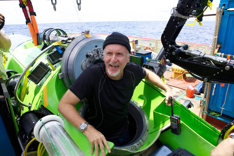 james cameron deep sea challenge Everything You Need to Know About James Cameron and the Deep Sea Challenge