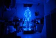 Brilliant Light Sculptures by Makoto Tojiki