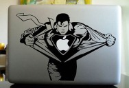 50 Creative MacBook Decals and Stickers