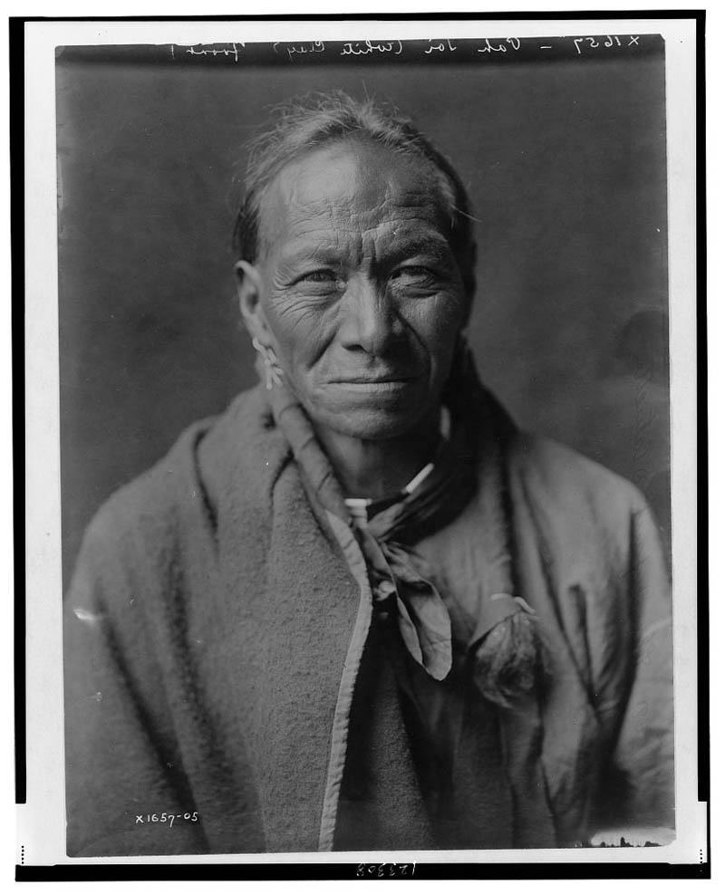 native american portraits by edward s curtis early 1900s 3 Portraits of Native Americans from the Early 1900s