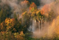 Picture of the Day: Plitvice Lakes National Park in Autumn