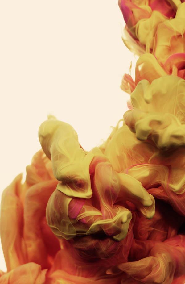 plumes of ink underwater alberto seveso 6 Incredible Plumes of Ink Photographed Underwater