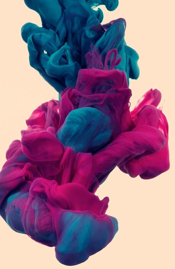 plumes of ink underwater alberto seveso 7 Incredible Plumes of Ink Photographed Underwater