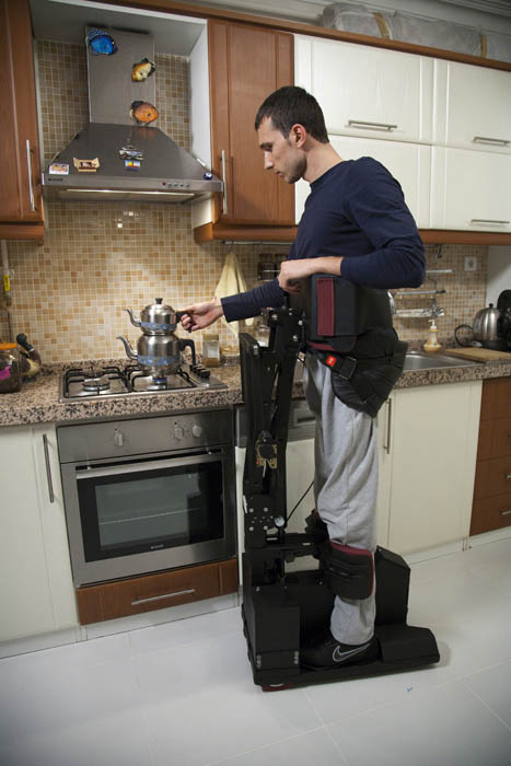 reinventing wheelchair upright tek robotic mobilization device 3 Reimagining the Wheelchair