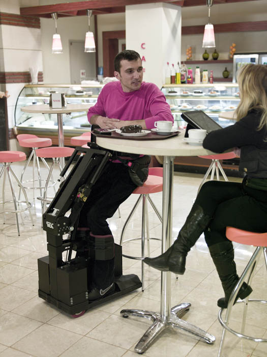 reinventing wheelchair upright tek robotic mobilization device 6 Reimagining the Wheelchair