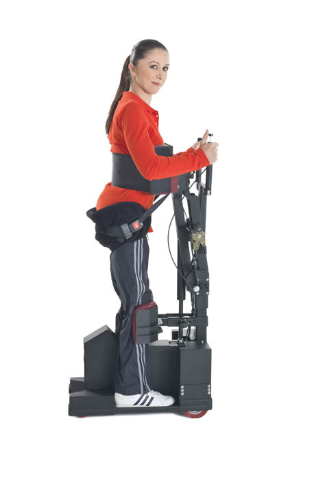 reinventing wheelchair upright tek robotic mobilization device 7 Reimagining the Wheelchair