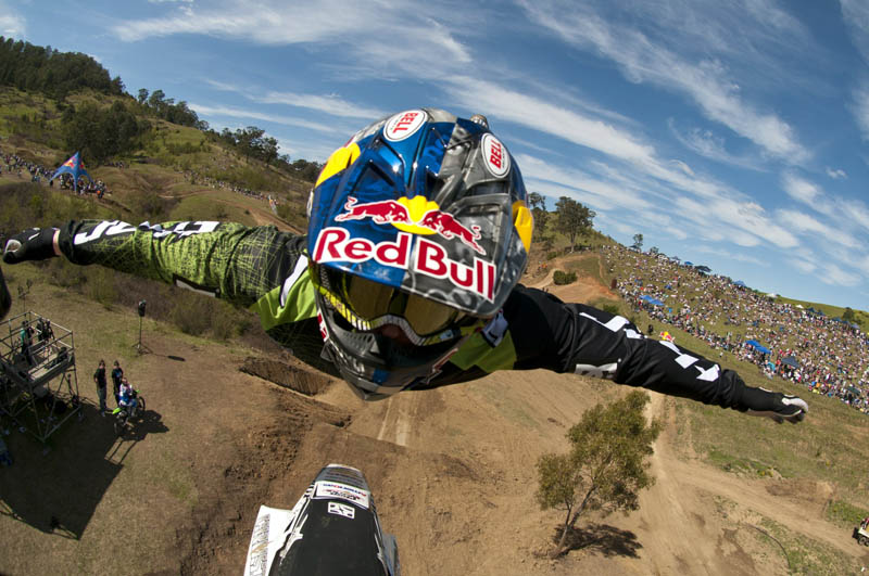 robbie madison moto x superman flying pov red bull x ray 2010 picton Picture of the Day: I Believe I Can Fly