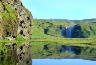 Picture of the Day: The Breathtaking Skogafoss Falls in Iceland