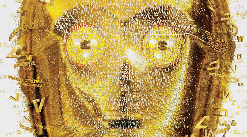 star wars identities poster c3po 2 Star Wars Identities Posters Show What Characters Are Made Of