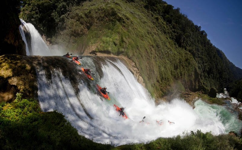 whitewater kayaking red bull 25 The Top 30 Whitewater Kayaking Photos by Red Bull