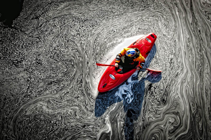 whitewater kayaking red bull 9 The Top 30 Whitewater Kayaking Photos by Red Bull
