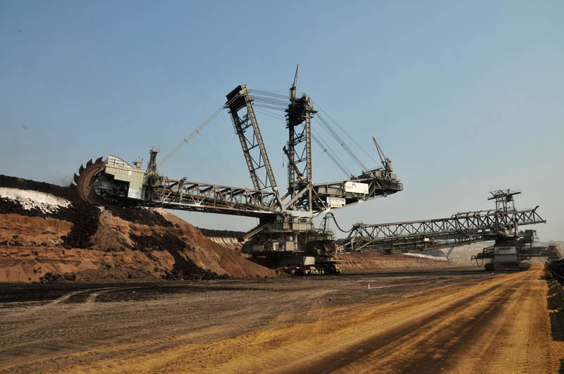 bagger 288 largest land vehicle in the world 3 The Largest Land Vehicle in the World