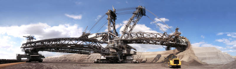 bagger 288 largest land vehicle in the world 8 The Largest Land Vehicle in the World