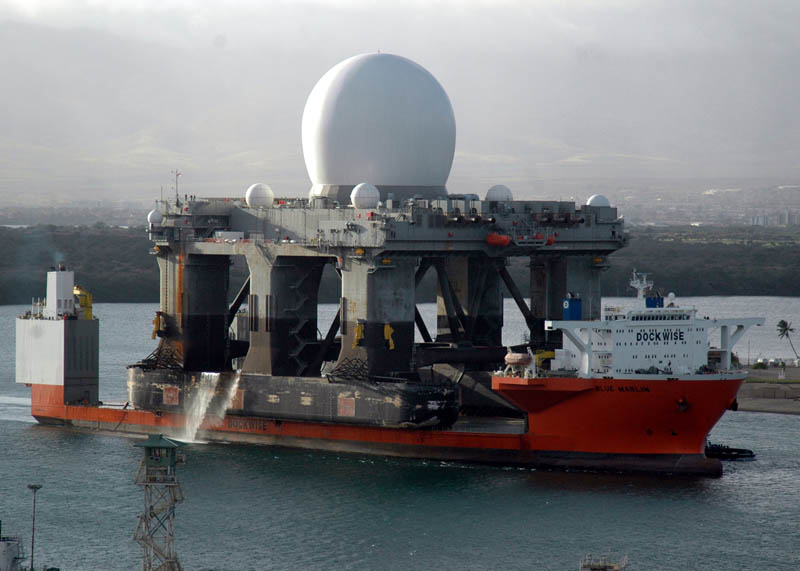 blue marlin heavy lift ship transports rigs and other ships 4 Blue Marlin: The Giant Ship That Ships Other Ships