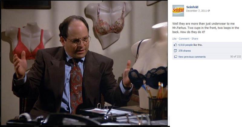 bro manzeer seinfeld 50 Glorious Moments on Seinfeld