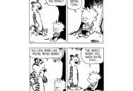 Being Cool [Comic Strip]
