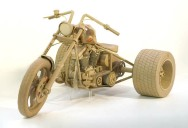 30 Amazing Sculptures Made out of Cardboard