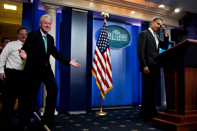 clinton obama funny The Shirk Report   Volume 158