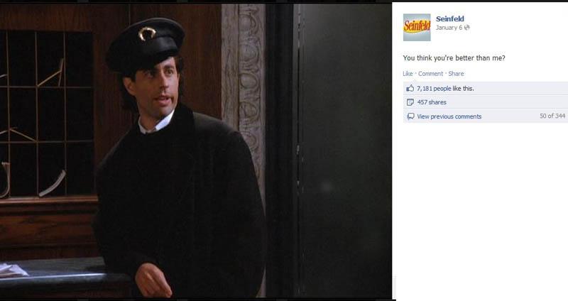 doorman seinfeld 50 Glorious Moments on Seinfeld