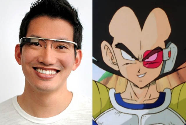 dragonballz google glass augmented reality glasses Project Glass: Googles Vision for Augmented Reality