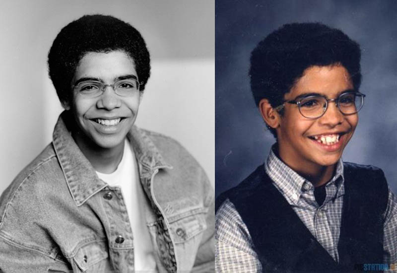drake high school teenager younger childhood picture Every Prince Hairstyle from 1978   2013