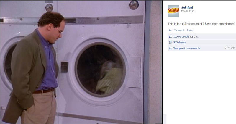 dullest moment of life seinfeld 50 Glorious Moments on Seinfeld