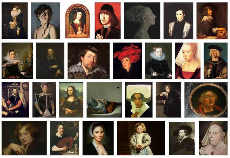 flemish portraiture How Photographers Cure Boredom on Long Flights