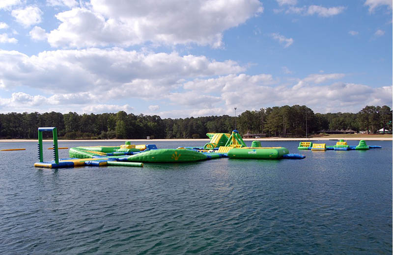 giant inflatable water parks wibit sports modular 2 The Most Amazing Inflatable Water Parks Ever