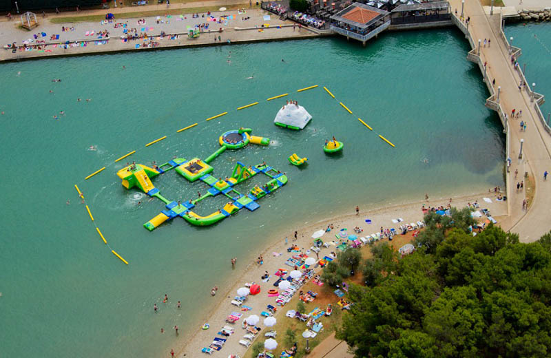 giant inflatable water parks wibit sports modular 8 The Most Amazing Inflatable Water Parks Ever