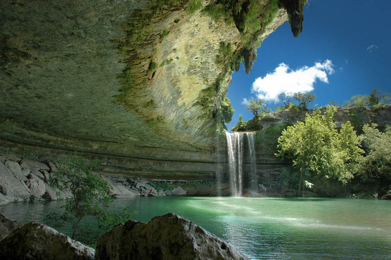 hamilton pool nature preserve austin texas The Top 75 Pictures of the Day for 2012