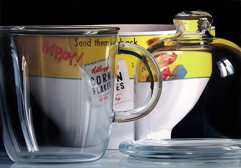 hyper realistic paintings that look like photographs pedro campos 10 15 Unbelievable Paintings That Look Like Photographs
