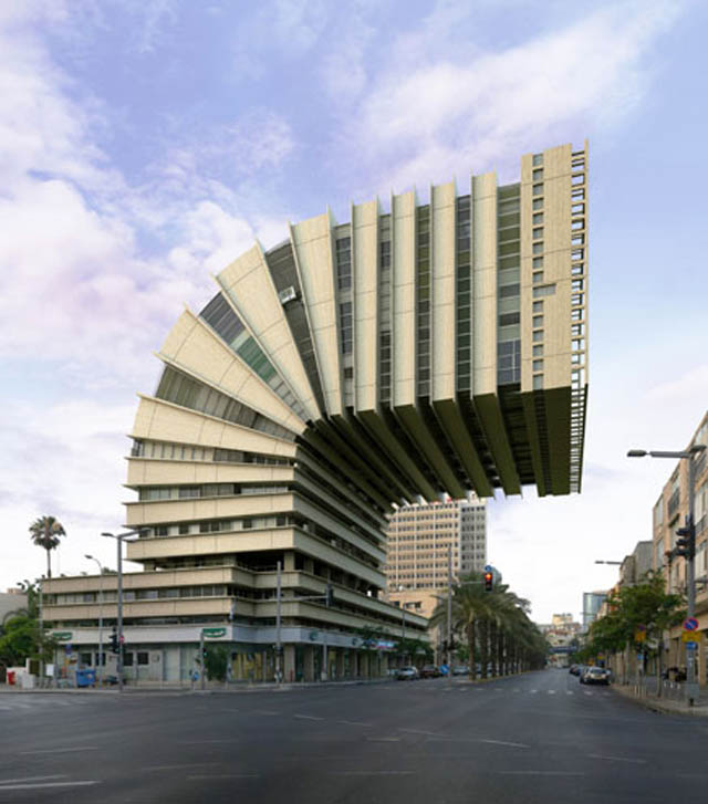 impossible buildings by victor enrich 4 Impossible Buildings by Victor Enrich