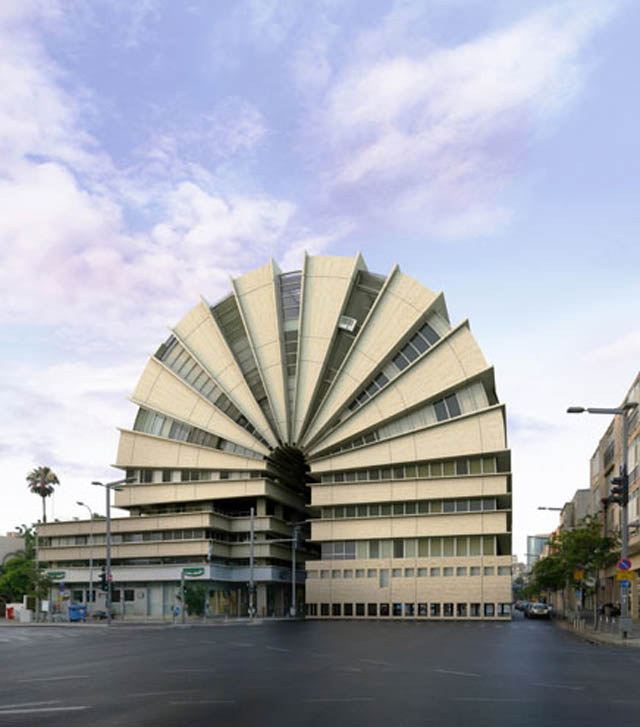 impossible buildings by victor enrich 5 Impossible Buildings by Victor Enrich