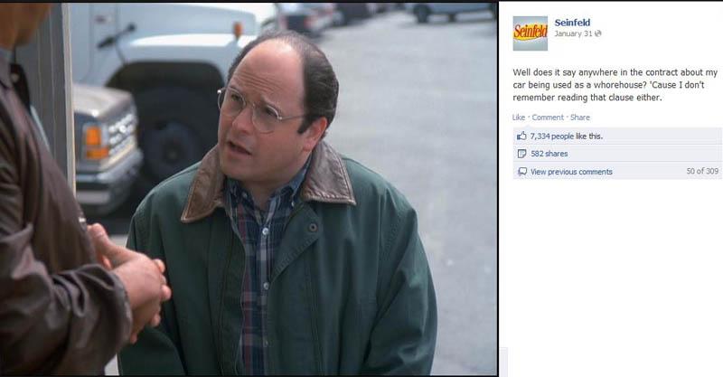jiffy park seinfeld 50 Glorious Moments on Seinfeld