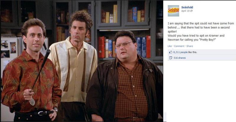 keith hernandez seinfeld 50 Glorious Moments on Seinfeld