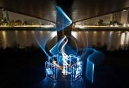 Beautiful Light Calligraphy by Julien Breton [25 pics]