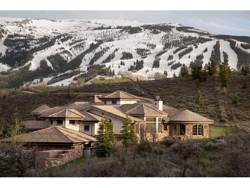 mansion in the mountains aspen snowmass colorado 10 A Mansion in the Mountains