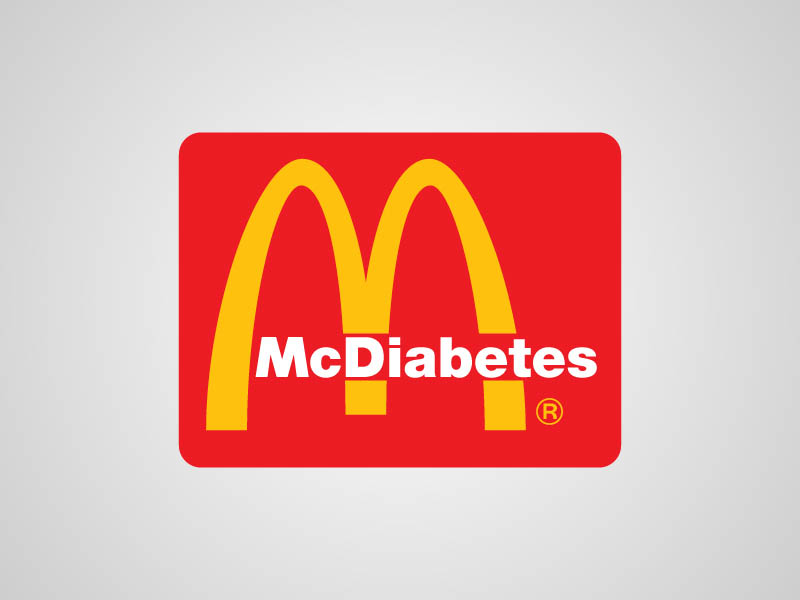 mcdonalds funny honest logo What if Logos Told the Truth?
