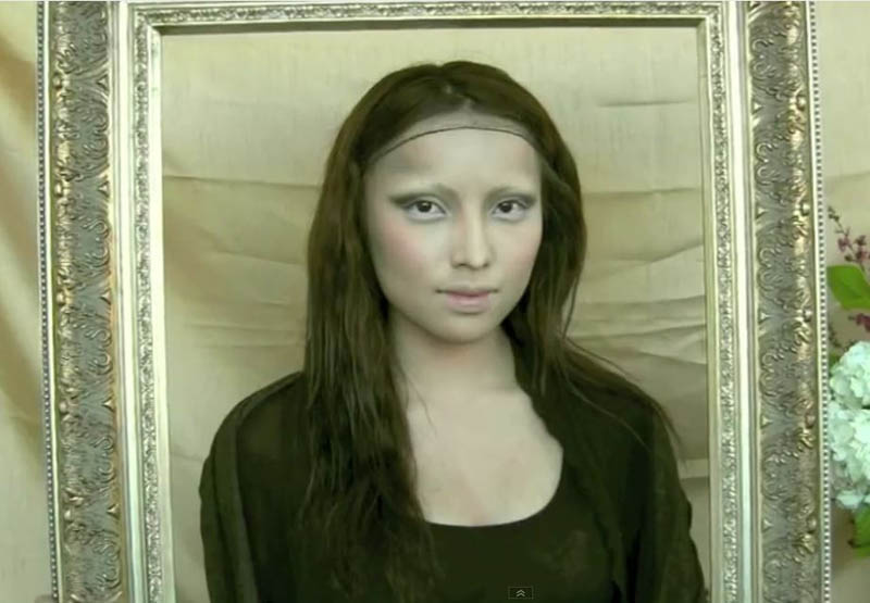 mona lisa youtube makeup celebrity promise pham 21 Amazing Transformations by a YouTube Makeup Queen